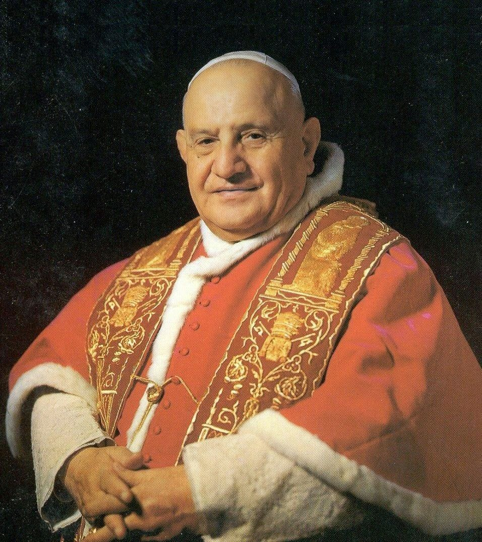 John XXIII, Pray for Us!