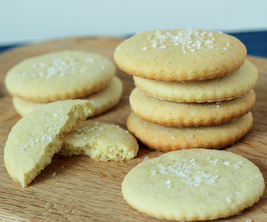 Tried in Blue: Flashback Friday: Old-Fashioned Sugar Cookies
