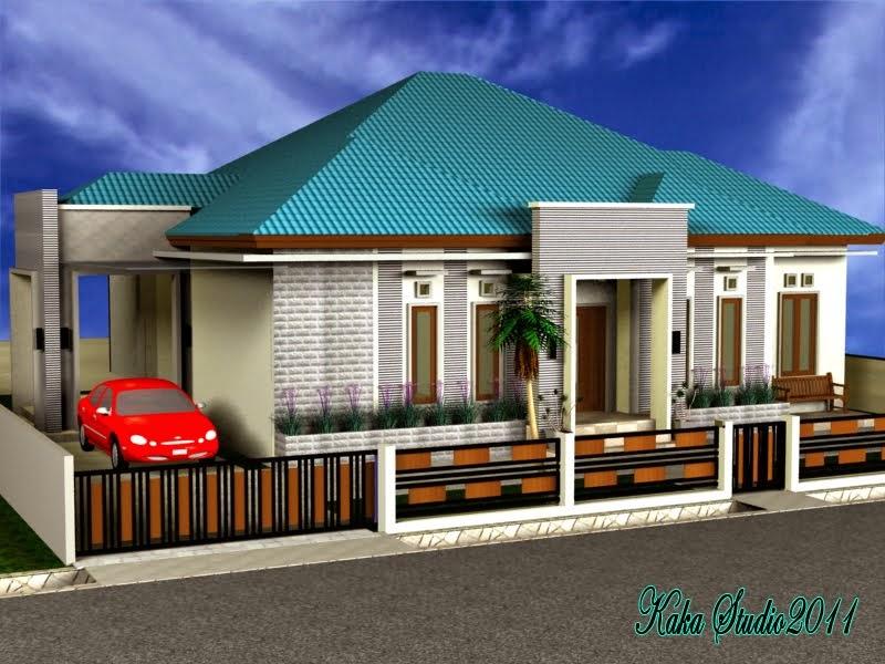 Pembagian Ruangan Pada Desain Rumah Minimalis 1 Lantai 100 Rumah