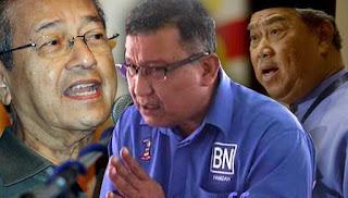 UMNO Bahagian Gopeng cadang pecat Tun M, Muhyiddin