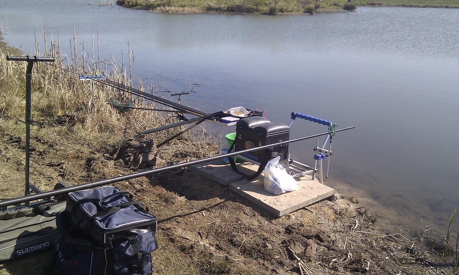 Радуга парк рыбалка
