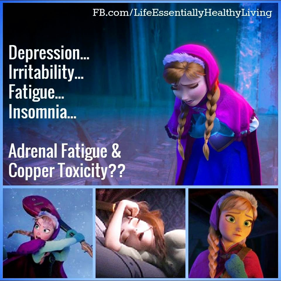 Are You Feeling Cold I Histamine Reactions Adrenal Fatigue MTHFR Essential Oils Life Essentially