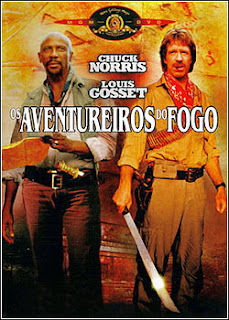Os Aventureiros do Fogo – DVDRip Dublado – Torrent