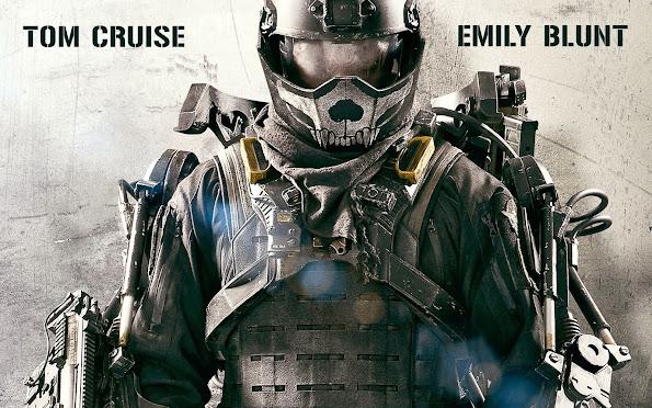 Edge of Tommorow 2014 Movie 5q