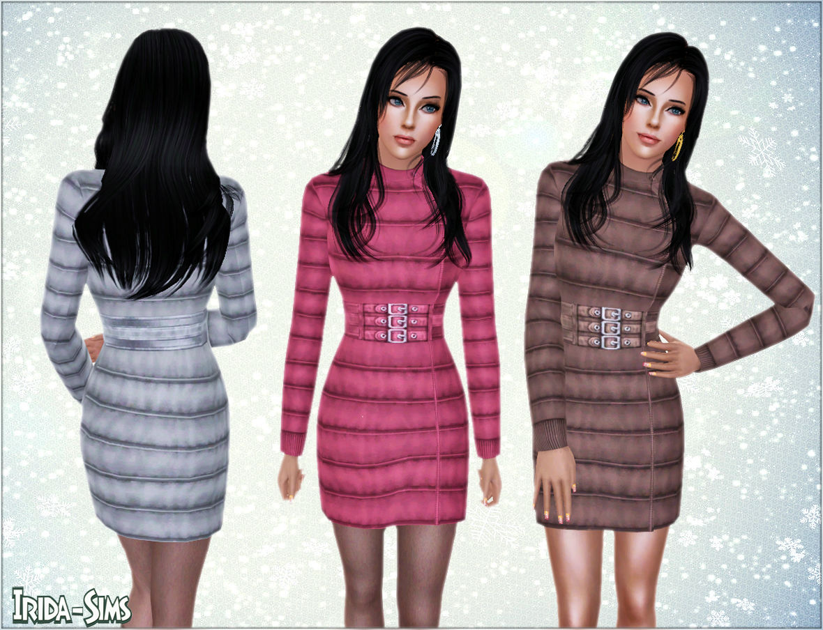Верхняя одежда для симс 3 9