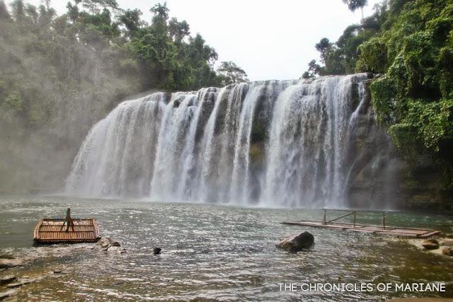 Tinuy-an Falls bislig
