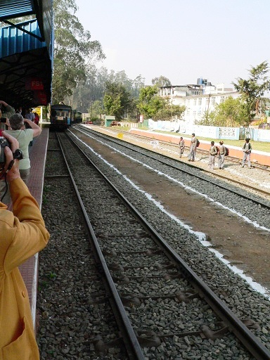 how to book toy train from mettupalayam to ooty