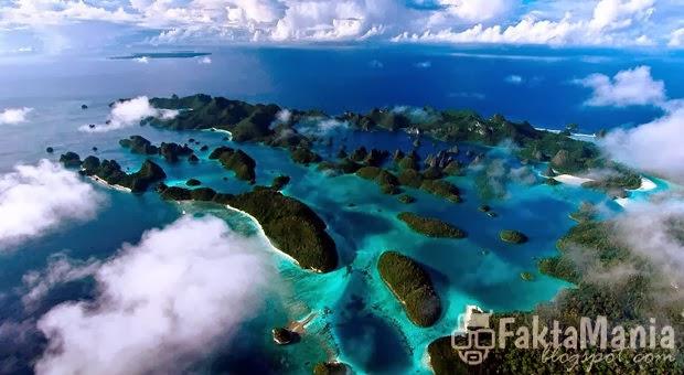 5 Surga Dunia yang Wajib Dikunjungi