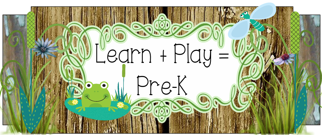 Learn + Play = Pre K