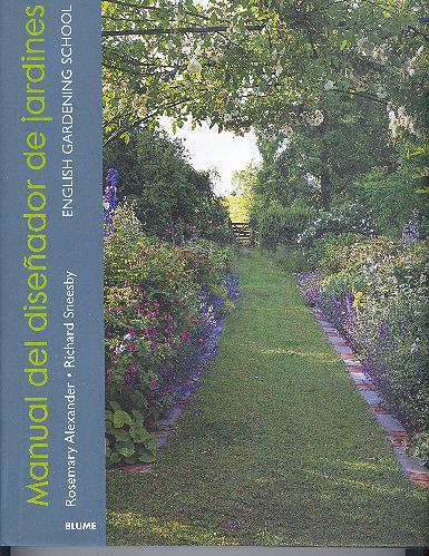 Biblioteca sau manual del dise ador de jardines - Disenador de jardines ...