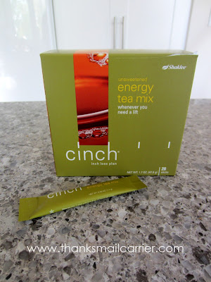 Shaklee Cinch Energy Tea