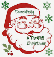 A Thrifty Christmas 2013 Domesblissity