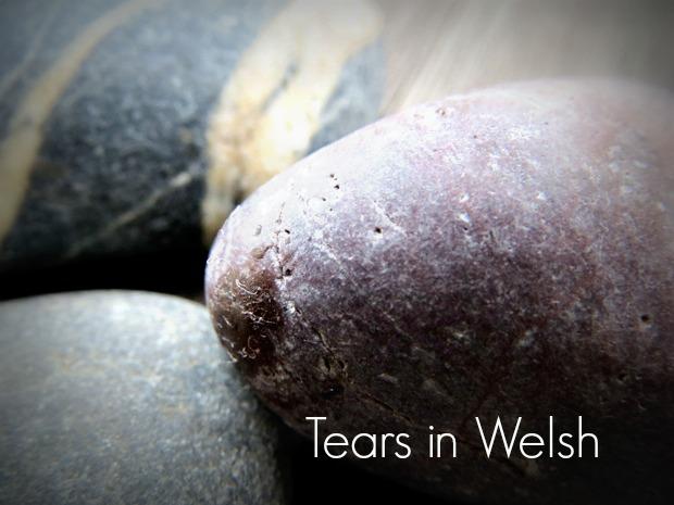 Tears in Welsh