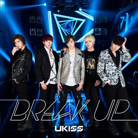 [ Single ] U-Kiss – Break up (Japanese)