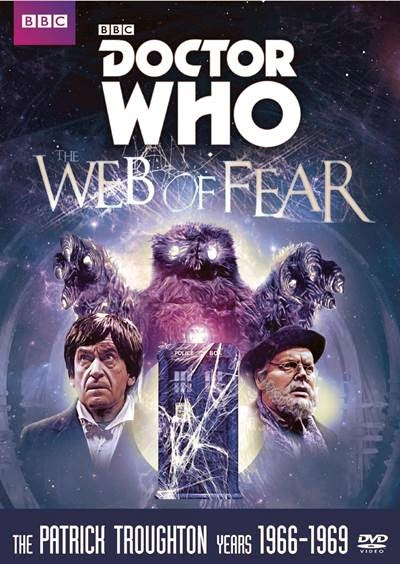 Doctor Who: The Web of Fear  Starring Patrick Troughton