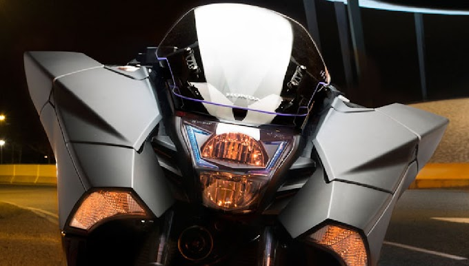 Spesifikasi Honda NM4 Vultus