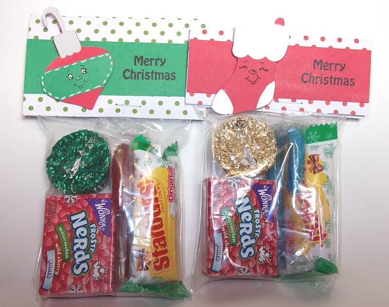 Gift bag ideas for christmas