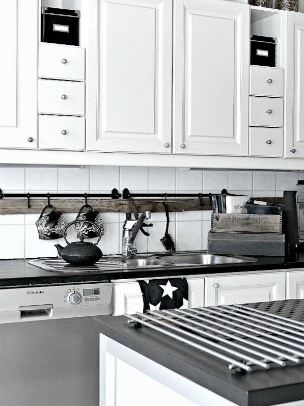 MEIDÄN HARMONIAA Suksi keittiön välitilaan