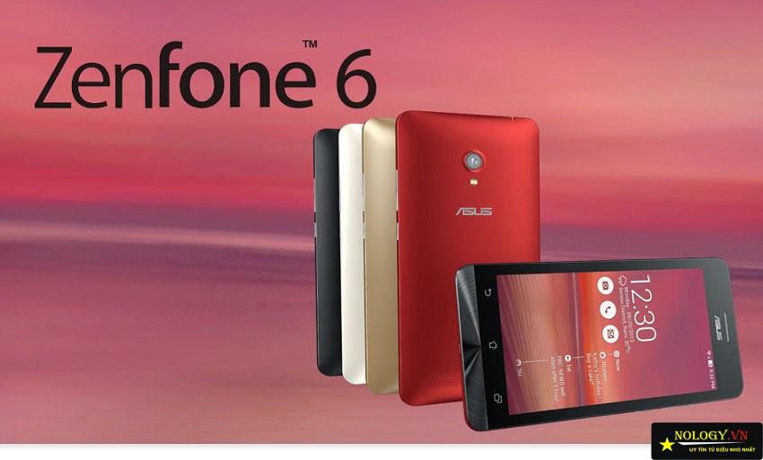 Asus ZenFone 6 xách tay tại Việt Nam
