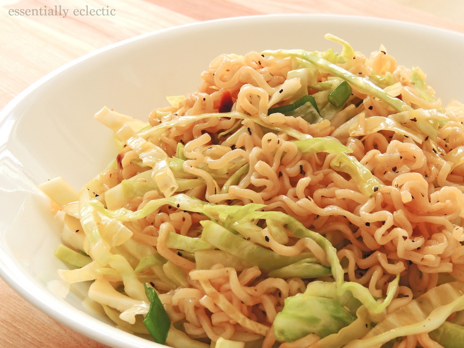 Oriental Ramen Noodle Cabbage Salad Recipe - Mom Makes Joy