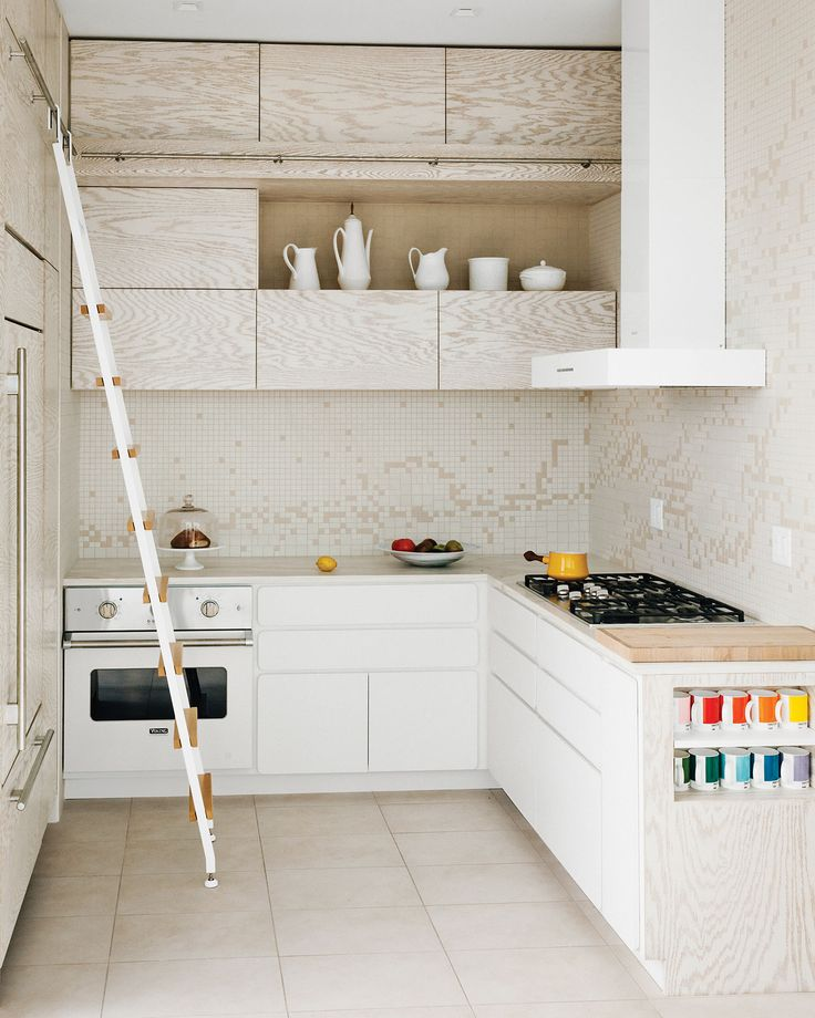 The Well Appointed Catwalk 13 Whitewashed Interiors to Lighten Up for