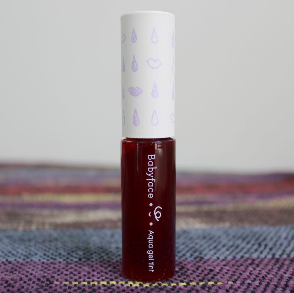 It's Skin Babyface Aqua Gel Tint 01 (Cherry) USA Memebox shop