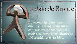 INDALO DE BRONCE