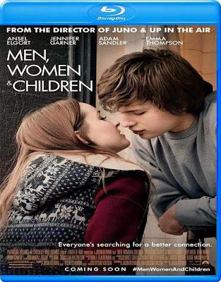 Hombres, Mujeres y Niños (2014) 1080p Latino