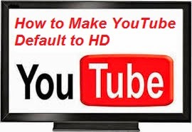 How to Make YouTube Default to HD : eAskme
