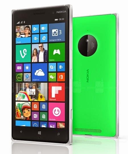 Lumia 830 özellikleri