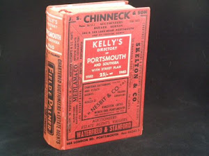 Kelly's Directory Portsmouth 1960