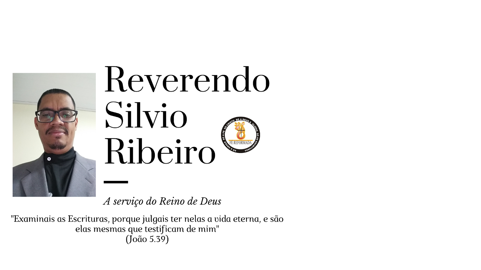 Reverendo Silvio Ribeiro