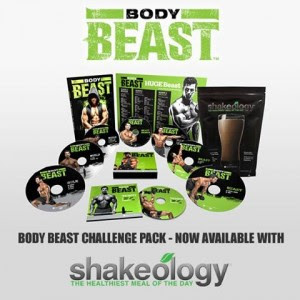 body beast, shakeology, challenge pack, sale, discount