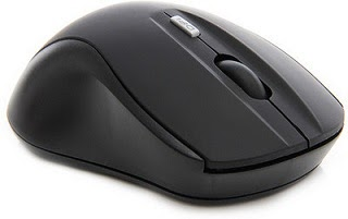 DigiFlip WM001 Wireless Optical Mouse with Adjustable DPI for Rs.310 Only @ Flipkart