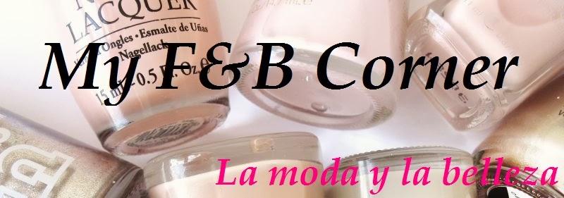 My FB Corner / La moda y la belleza