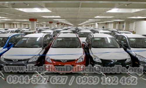 Ôtô nhập khẩu phải tính thuế theo cách mới