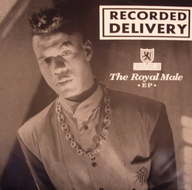Duke ‎– Recorded Delivery – The Royal Male EP (1991, VLS, 192)