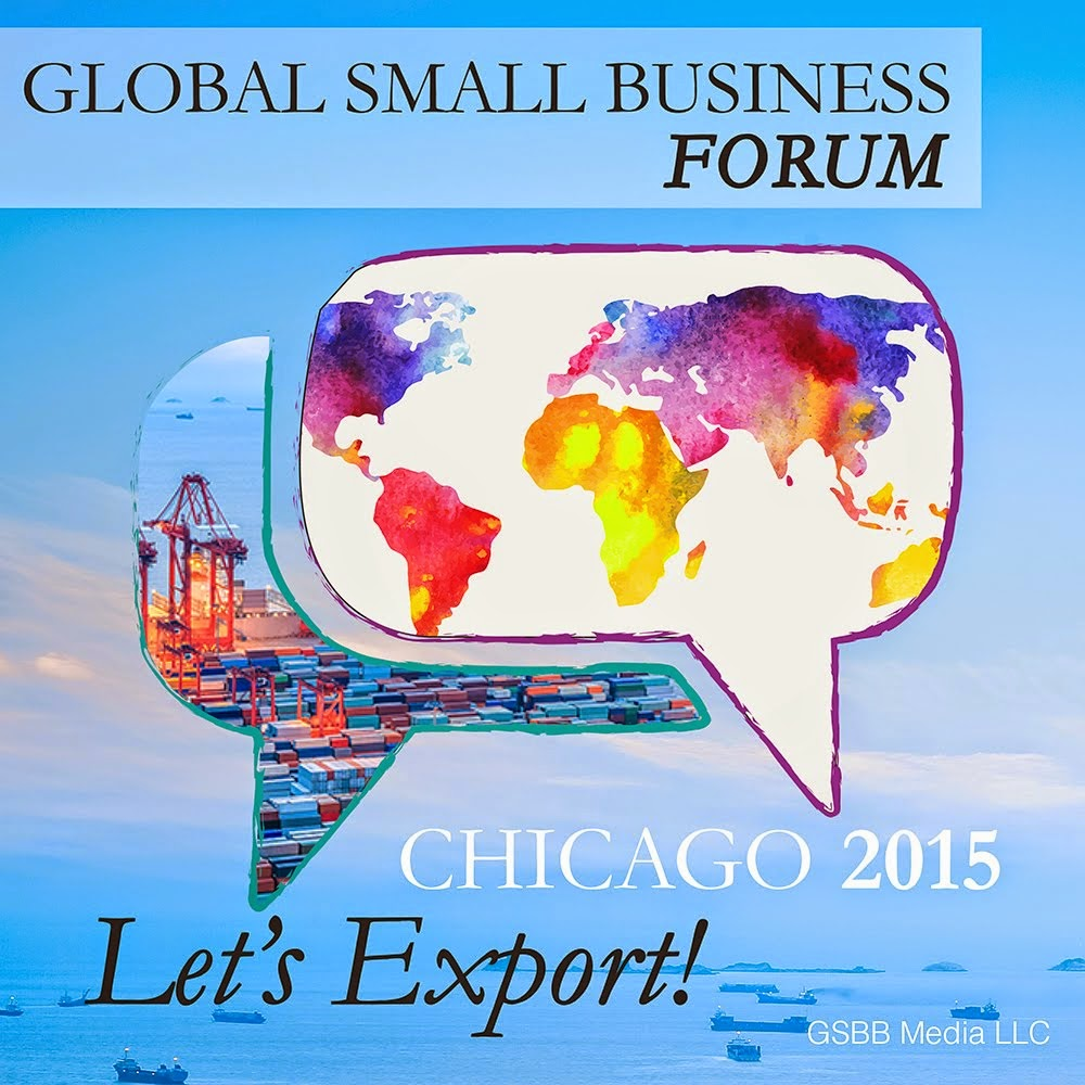 SAVE the Date for the Global Small Business Forum October 23, 2015!