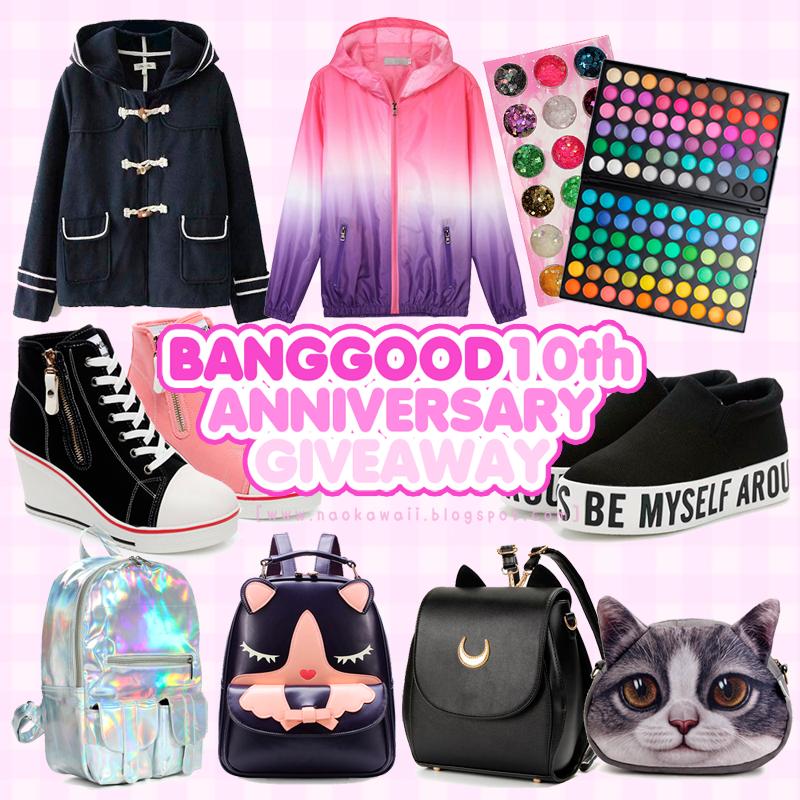 Banggood's Giveaway