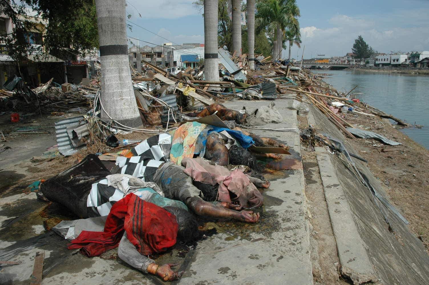 dibalik tsunami aceh 2004