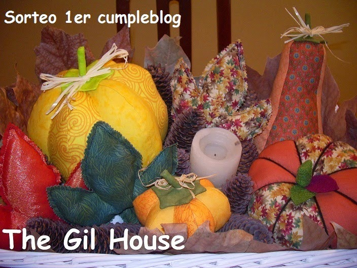 Sorteo en The Gil House