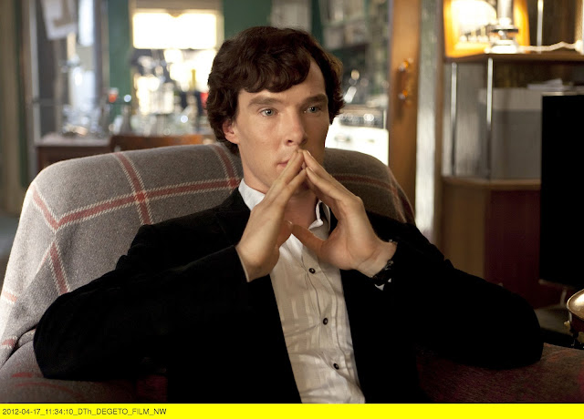 Sherlock – Der Reichenbach Fall