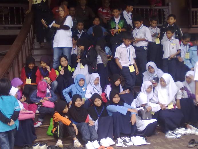 lawatan sambil belajar ke Melaka
