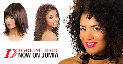 Darling Hair Seals Deal with Jumia to sell Hair Online