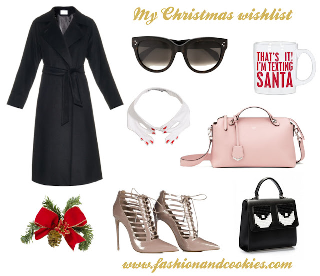 Letterina a Babbo Natale fashion, Christmas wishlist letter to Santa on Fashion and Cookies fashion blog, fashion blogger style