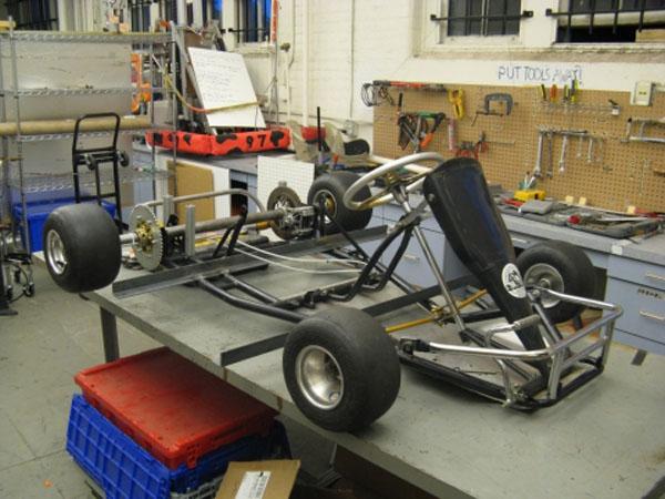 Build Your Own Golf Cart Kit >> Go Kart Building