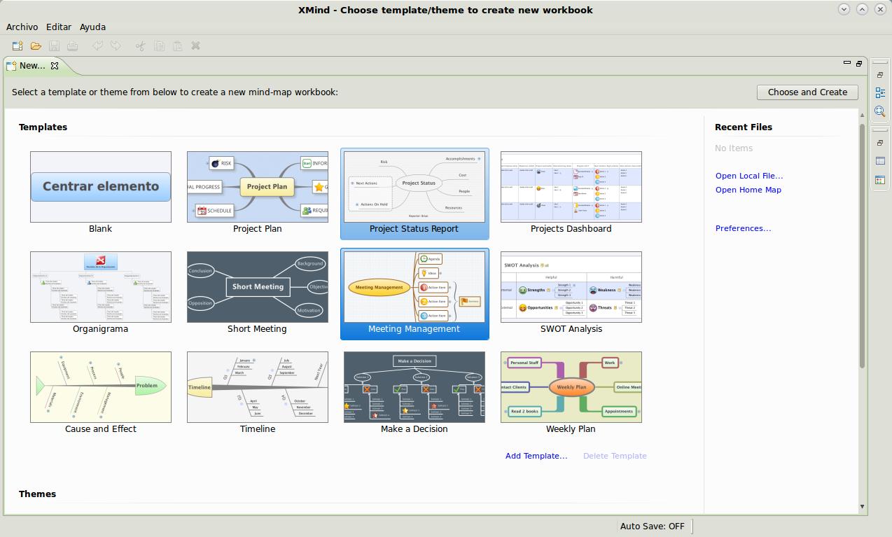 XMind: un software para elaborar mapas mentales ~ freakyubuntu