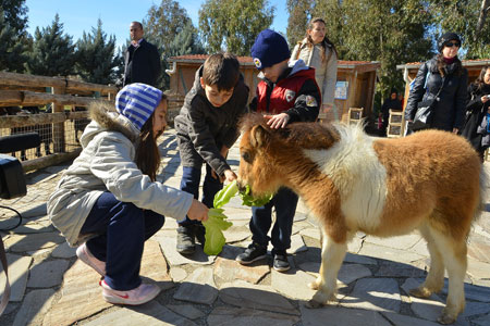 Izmir doğal yaşam parkı ziyaret saatleri ve ücretleri izmir