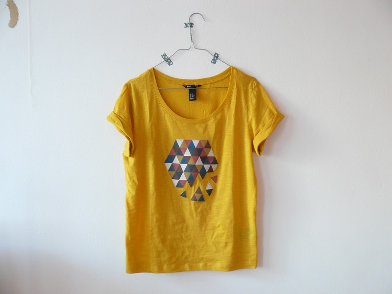 Super Gabulle in Wonderland: DIY : 10 tutos pour customiser un T-shirt. WK22