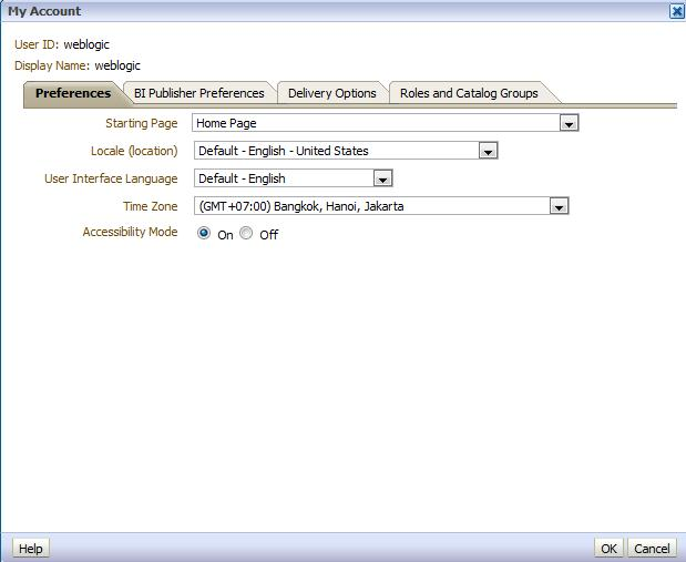 business intelligence missing administration navigation obiee 11g obiee administration